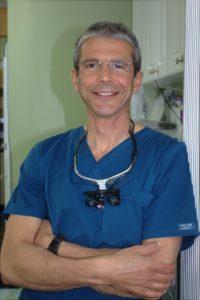 Toronto Dentist Michael Paltsev owner of The LIttle Green Building