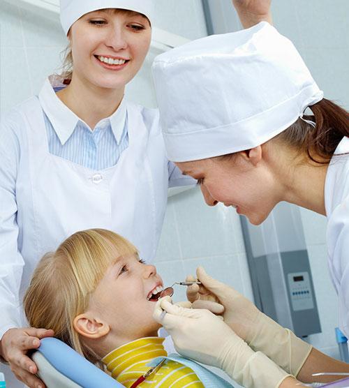 dental clinic in bloor west village