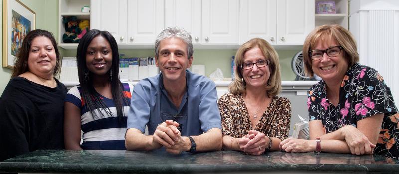 bloor west and high park dental team