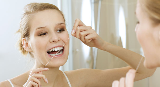 Should you floss your teeth?