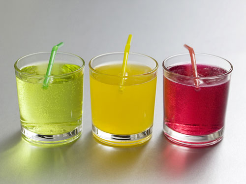 is juice good or bad for teeth