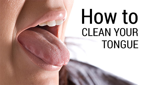 How to Clean Your Tongue, and Why It's Important