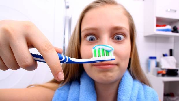 QUIZ: What Is Your Toothbrush Trying To Tell You?